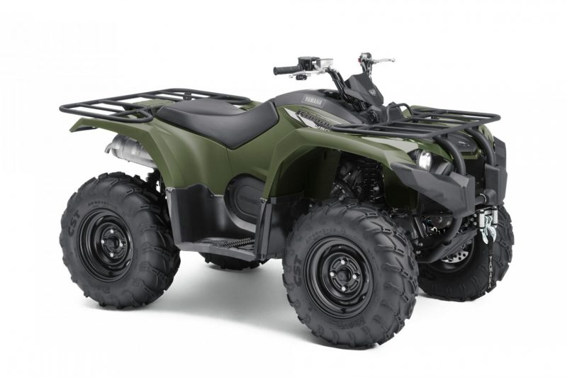 Yamaha Kodiak 450 IRS Groen