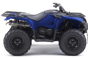 Yamaha Kodiak 450 IRS Blauw