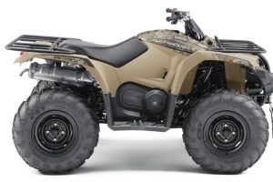 Yamaha Kodiak 450 IRS Camo
