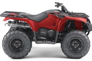 Yamaha Kodiak 450 IRS Rood 2018