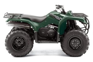 Yamaha Grizzly 350 2WD Groen