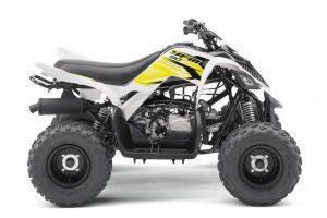Yamaha YFM90R White