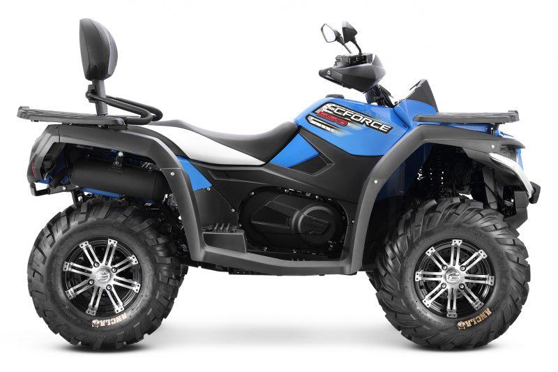 CF Moto CForce 550 EPS Blue