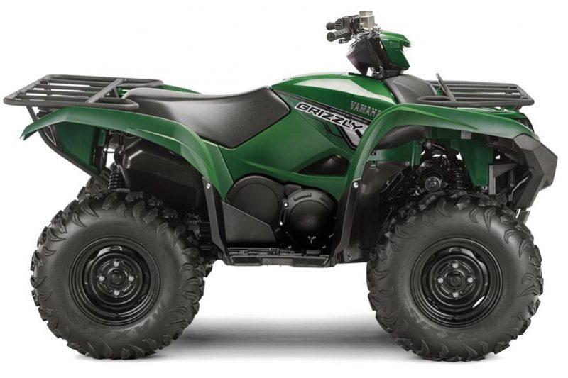 Yamaha Grizzly 700 EPS Groen