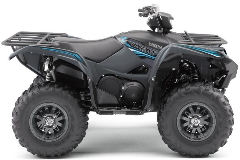 Yamaha Grizzly 700 EPS SE Grey