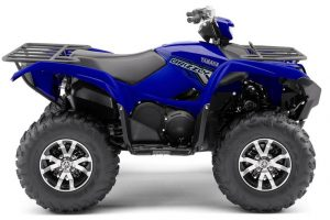 Yamaha Grizzly 700 EPS SE Racing Blue