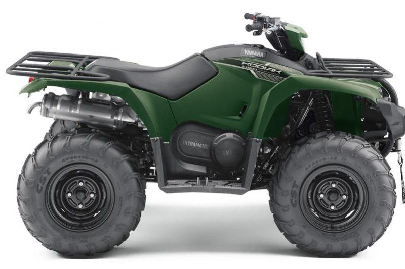 Yamaha Kodiak 450 EPS Groen