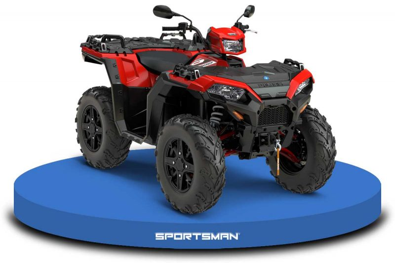 Sportsman 1000 XP