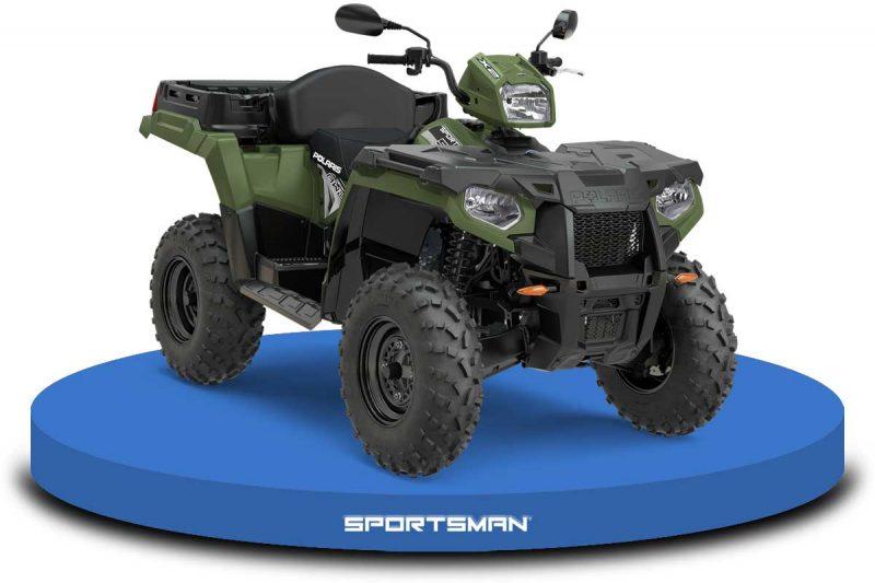 Sportsman 570 X2
