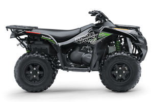 Kawasaki Brute Force 750 Zwart