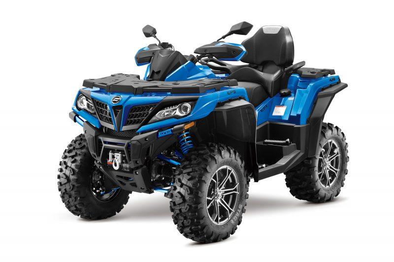 CF Moto CForce 1000 Blue