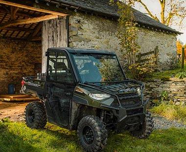 Polaris Ranger Diesel dichte kabine