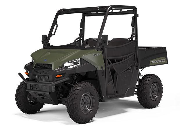 Polaris Ranger 570 Green
