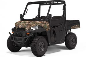 Ranger EV Camouflage Hunter Edition