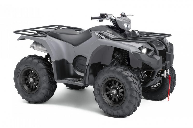 Yamaha Kodiak 450 EPS ALu