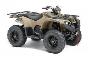 Yamaha Kodiak 450 EPS Alu Camo