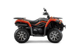 CF Moto CForce 520S EPS Orange