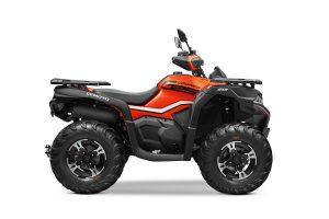 CF Moto CForce 625S Orange