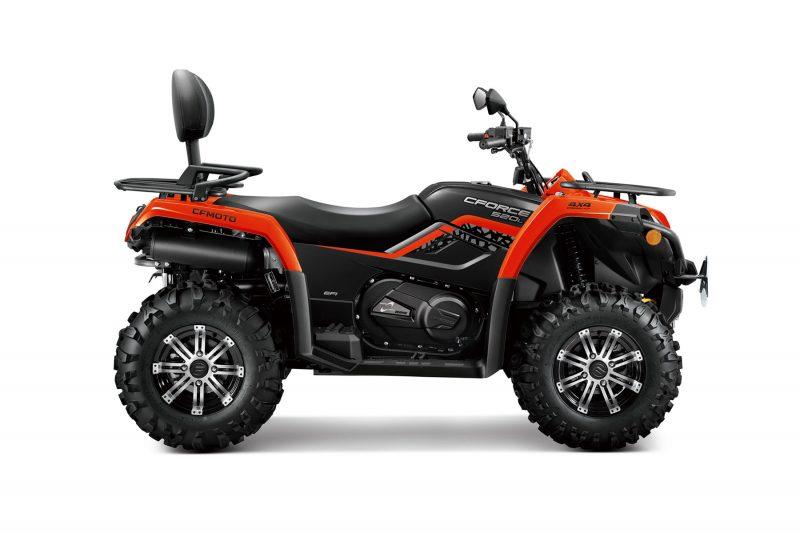 CF Moto CForce 520L EPS Orange