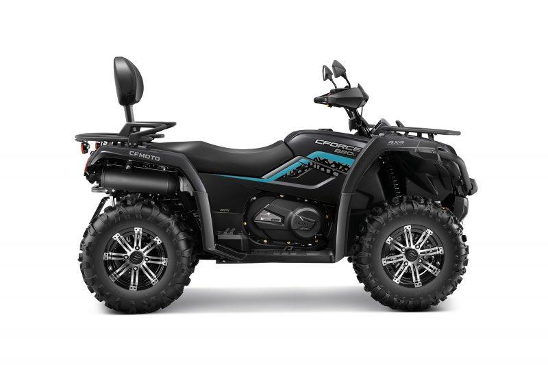 CF Moto CForce 520L EPS Black